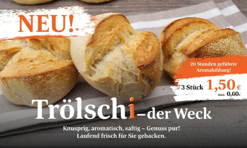 """""""TRÖLSCH i""""-der Weck ***NEU***"""