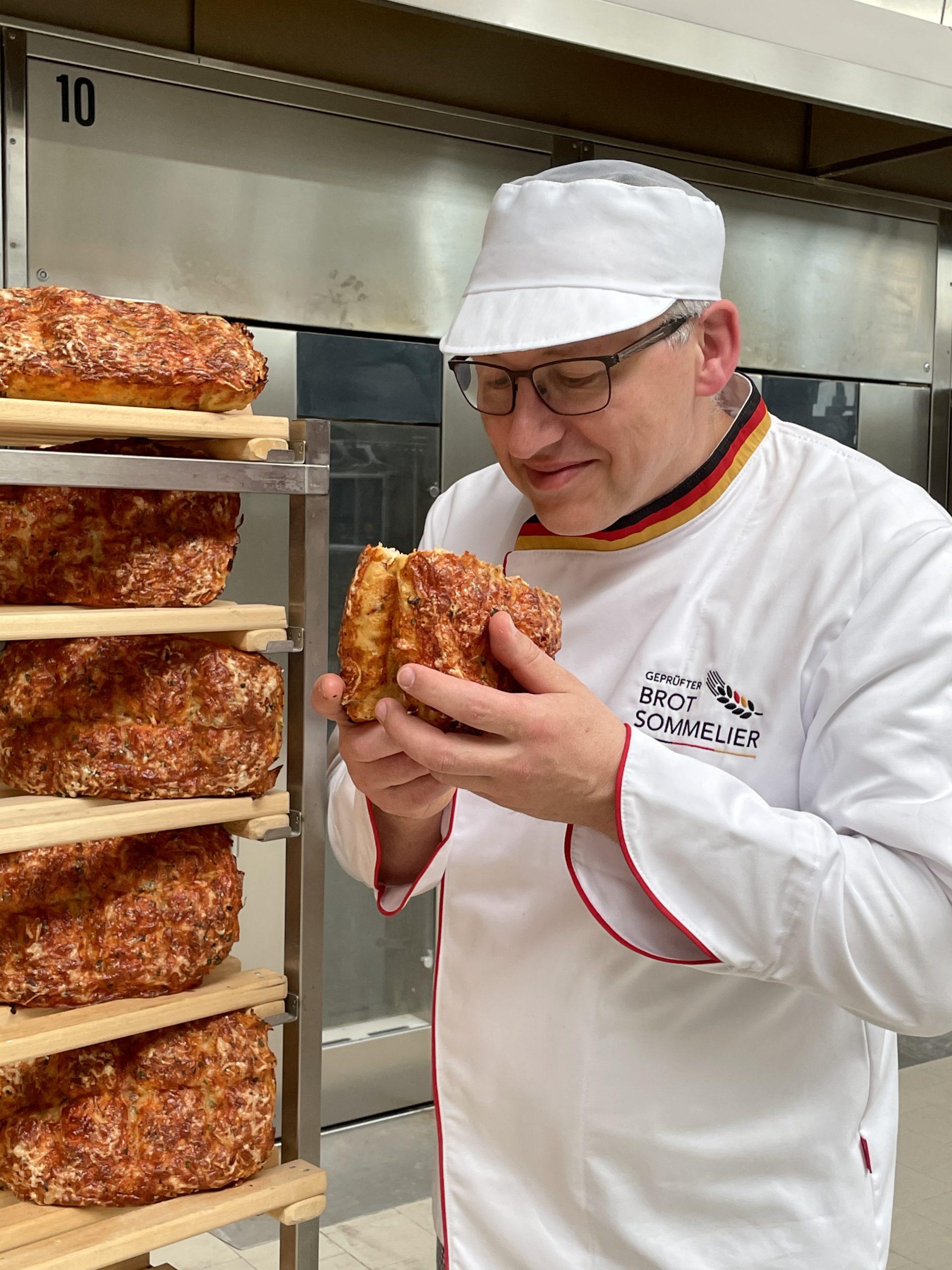 Trölsch´s Brotsommelier Jochen Kühn